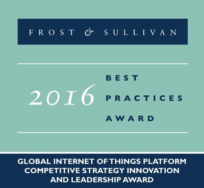 Frost & Sullivan Commends InterDigital's Interoperable wot.io(TM), a Solution that Simplifies the Deployment of IoT Solutions