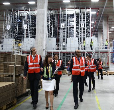 DHL Redefines Logistics with Opening of the S$160 million Advanced Regional Center