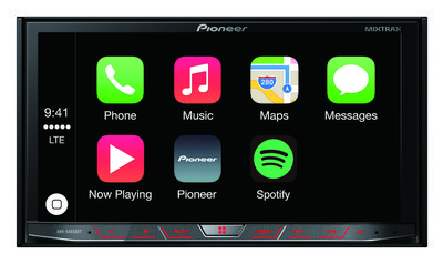 Pioneer Brings Apple CarPlay(TM) to Malaysia