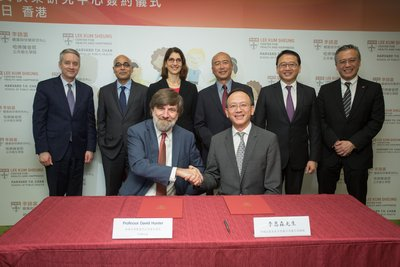 New Lee Kum Sheung Center for Health and Happiness Established at Harvard's Public Health School
