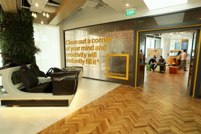Visa Opens its First Innovation Centre in Asia
