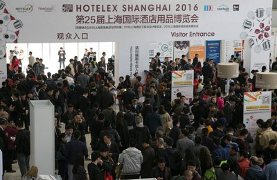 The 25th Shanghai International Hospitality Equipment & Supply Expo Closed Up With Great Success