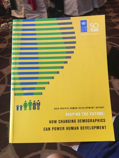 UNDP: Fastest Population Shift in History Means Make or Break for Asia-Pacific