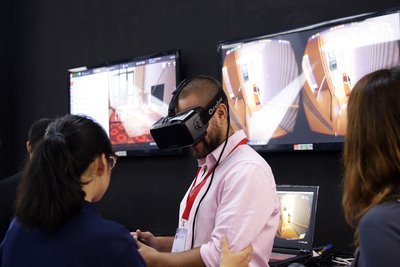 Consumer VR and Smart Home Customization Steps into Spotlight at China International Furniture Fair