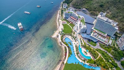 Sanya Marriott Hotel Dadonghai Bay Opens Extensive New East Wing