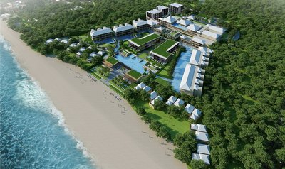 Discover the Authentic Beauty of Phuket this June with the Opening of the Phuket Marriott Resort and Spa, Nai Yang Beach