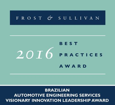 Frost & Sullivan Applauds Semcon's Commitment to Innovation and Global Collaboration in the Automotive Engineering Services Market