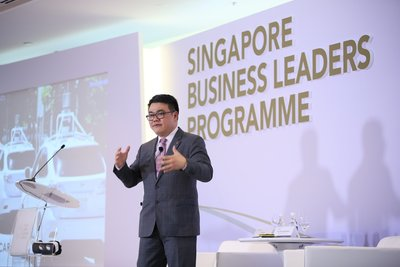 SY Lau Urges Resilient Leadership in the Age of the Digital Economy