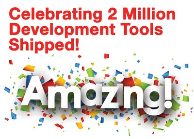 Microchip Celebrates Continued Growth and Expansion of Award-winning Line of Development Tools