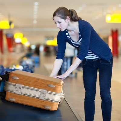 Bamboo luggage will soon be seen on many conveyor belts at airports around the world.