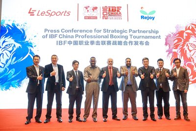 IBF China Signs Deal with Chinese PPV Sports Platform LE SPORTS