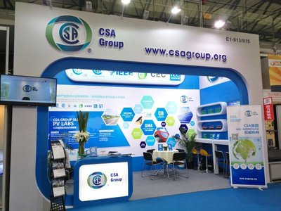 CSA Group Participated in 2016 SNEC, Providing PV Certification Authority to Help Chinese Enterprises Go to The World