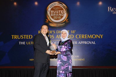 YORK(R), winner of Trusted Brand Award, unveils unmatched product range to cool more Malaysians using less energy