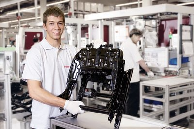 Brose Produces Five Millionth Lightweight Seat Structure for Daimler and BMW