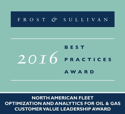 Frost & Sullivan Commends Storm Telematics' Best-in-Class Customer Value/ Service in the Fleet Optimization and Asset Management Analytics Market