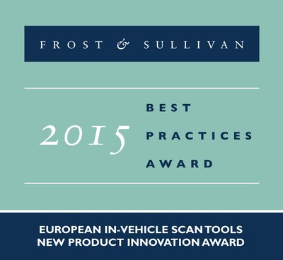 Frost & Sullivan Applauds Mobile Devices' Development of its Flagship In-vehicle Remote Diagnostic Platform, the Munic.io Solution