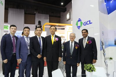 China-based GCL Exhibits at Renewable Energy Asia 2016