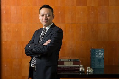 Mr. Albert Hong, General Manager of Lanson Place Jinlin Tiandi Serviced Residences, Shanghai