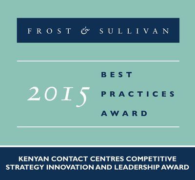 Frost & Sullivan Honours Horizon Contact Centers for its Highly Successful Competitive Strategies in the Kenyan Market