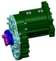 博格华纳打造eGearDrive(R)变速系统+电机综合解决方案