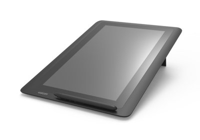 Wacom's DTK-1651 Pen Display Combines High Resolution with Small Footprint, Offering Secure and Paperless eDocuments Solutions