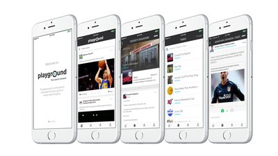 Playground -- The Social Network Connecting Sports to Everyone Globally