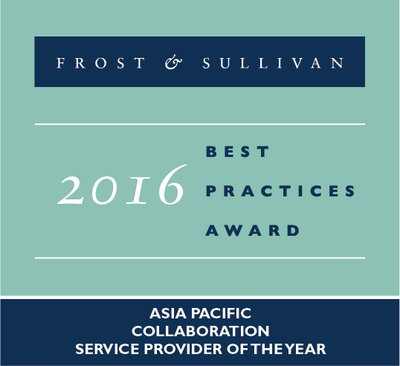 NTT Communications and Arkadin Honored in Frost & Sullivan Asia Pacific ICT Awards