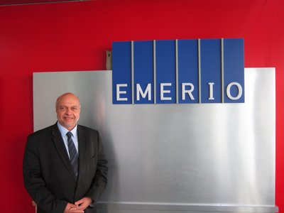 Michael Warren, the new Managing Director of Emerio Malaysia