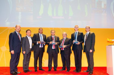 DHL CARE Award Recognizes Four Major Air Carriers for Excellence in Transporting Temperature-sensitive Goods and Medications