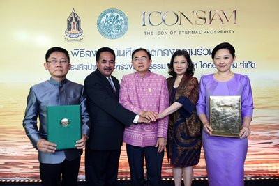 ICONSIAM Spearheads Collaboration Between Government to Showcase the Artistic, Cultural and Historical Heritage of Thailand at 'ICONSIAM Heritage Museum'