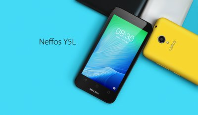 TP-LINK Takes Wraps Off Neffos Y5L Smartphone