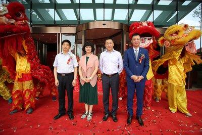 荆州绿地铂骊酒店和千岛湖文渊狮城铂瑞酒店盛大开业