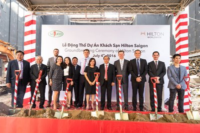 Hilton Worldwide Grows Pipeline in Vietnam with Signing of Hilton Saigon in Ho Chi Minh City