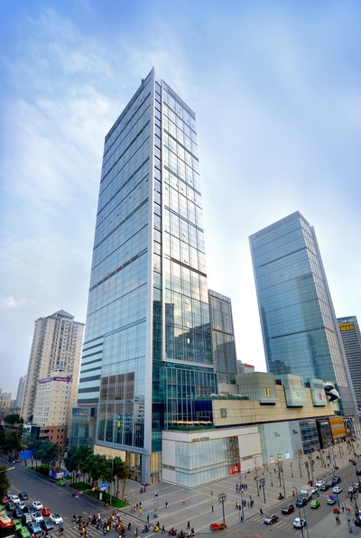 Chengdu IFS Earns the First LEED EBOM Platinum Certification in Southwest China