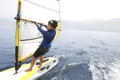 Windsurfer Sonia Lo Becomes the Only Team Visa Athlete from Hong Kong