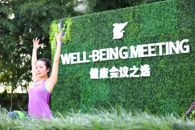 Well-being Meeting Package of JW Marriott Hotel Shanghai at Tomorrow Square