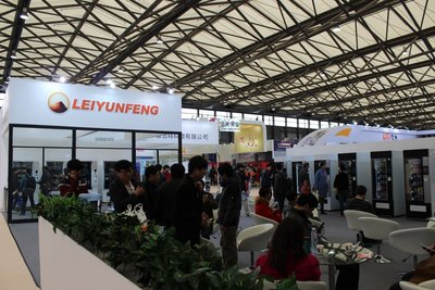 Following the Successful China International Self-service, Kiosk and Vending Show (CVS) 2016: a New Date Set for April 2017 in Shanghai