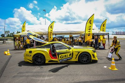 Giti Lands in Thailand with a Soft Brand Launch alongside Asia's Favourite Motorsport Athletes