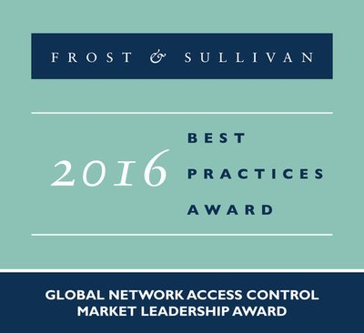 Frost & Sullivan Commends Cisco for its Continued Dominance of the Global Network Access Control Market