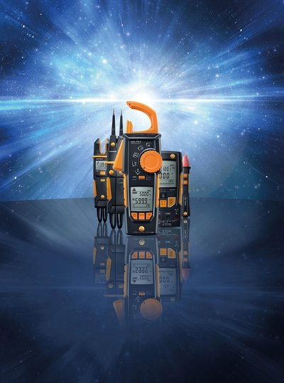 RS Components Augments Portfolio of Electrical Measurement Equipment with Five New Ranges of Intuitive Testers from Testo