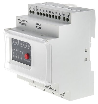 RS Components Adds New Logic Controllers to RS Pro Range