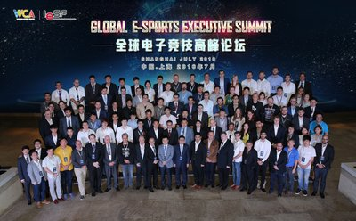 WCA & IeSF Global e-Sports Executive Summit: Let e-Sports Link the World