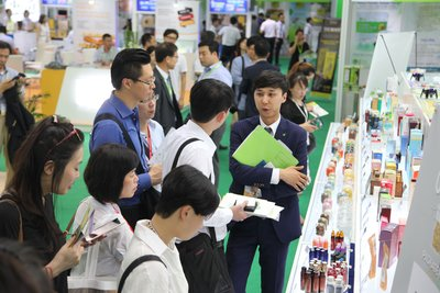 The One-Stop Trading Platform for the Health Food -- Healthplex Expo 2017, Natural & Nutraceutical Products China 2017