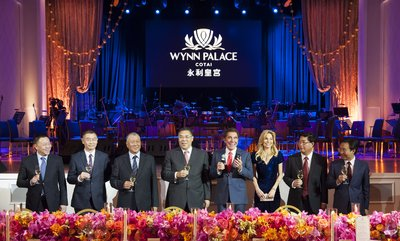 Wynn Palace Now Open in Cotai, Macau