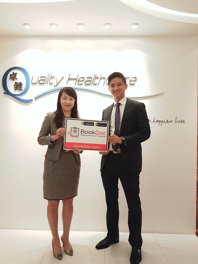 BookDoc Announces 2 New Collaborations with Market Leading Healthcare Providers in Hong Kong