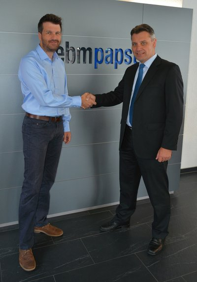RS Components and ebm-papst Sign New Agreement to Deliver Energy-Efficient Fans and Motors Worldwide