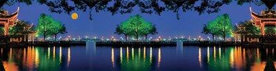 包公湖 夜景