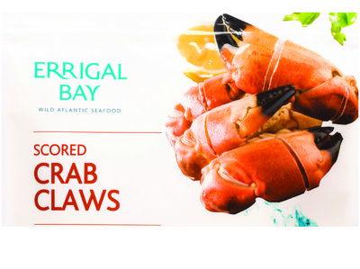Errigal Bay's Scored Crab Claws