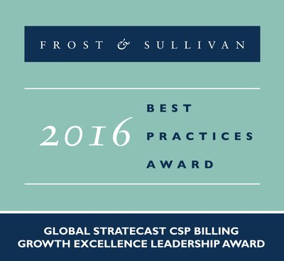 Stratecast | Frost & Sullivan Acknowledges Huawei's Strong and Sustained Growth in the Global Communications Service Provider Billing Market