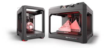 MakerBot Launches New 3D Printing Solutions for Professionals and Educators